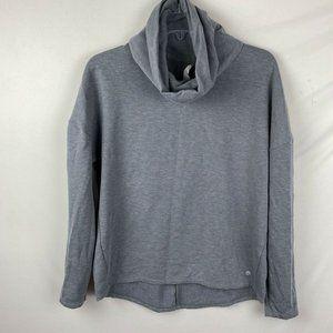 Apana Active Turtleneck Sweatshirt Top Size Small